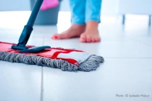 mopping-floor