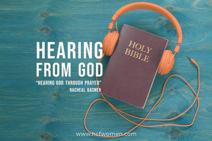 Hearing God ThroughPrayer