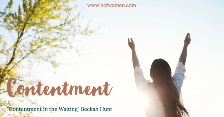 Contentment In TheWaiting