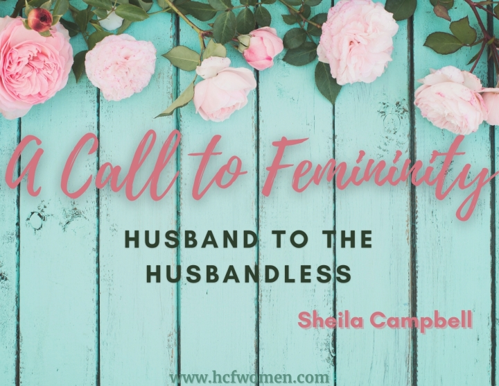 Husband of the Husbandless