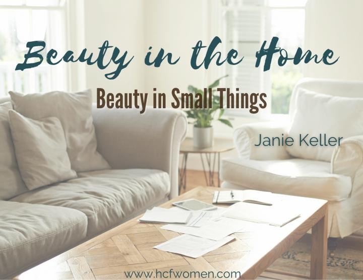 Beauty in SmallThings