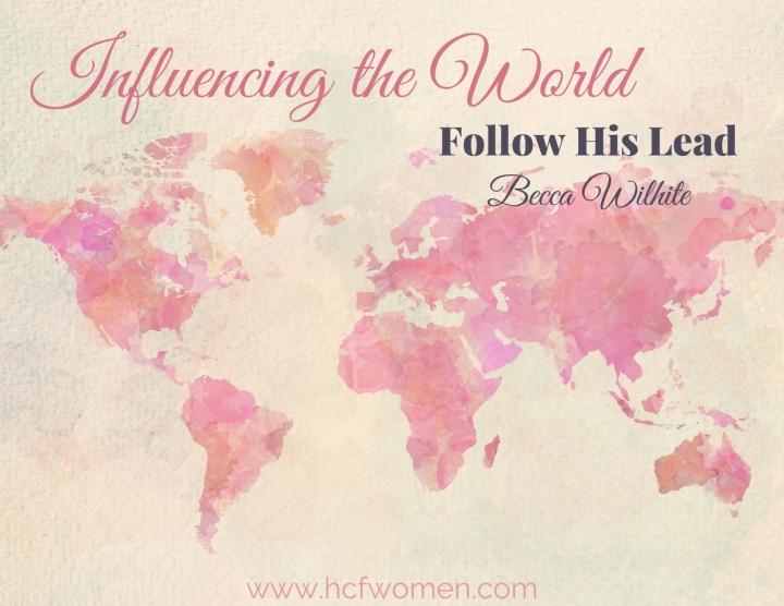 Follow His Lead