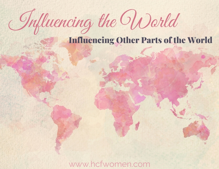 Influencing Other Parts of theWorld