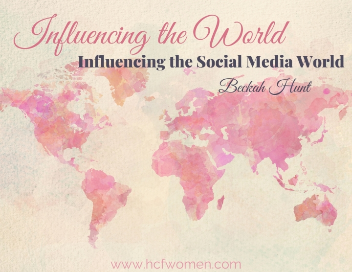 Influencing the Social MediaWorld