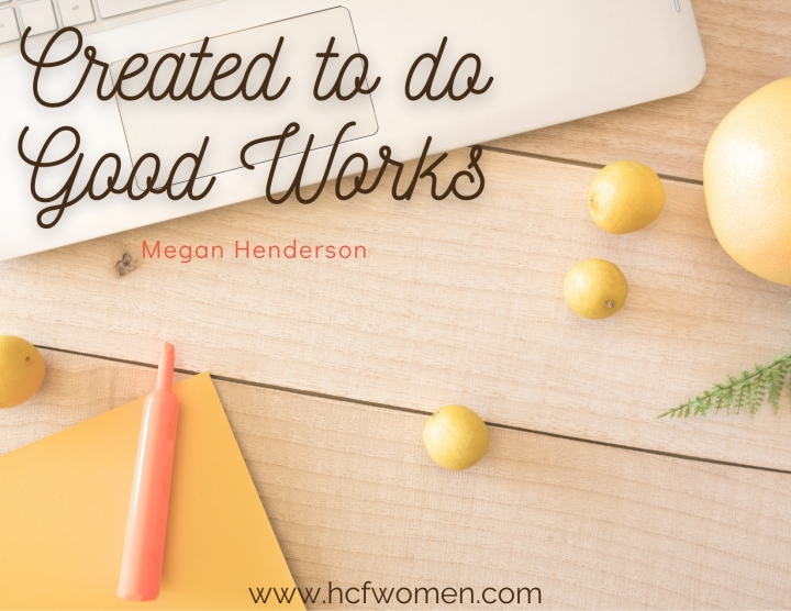 Created To Do GoodWorks