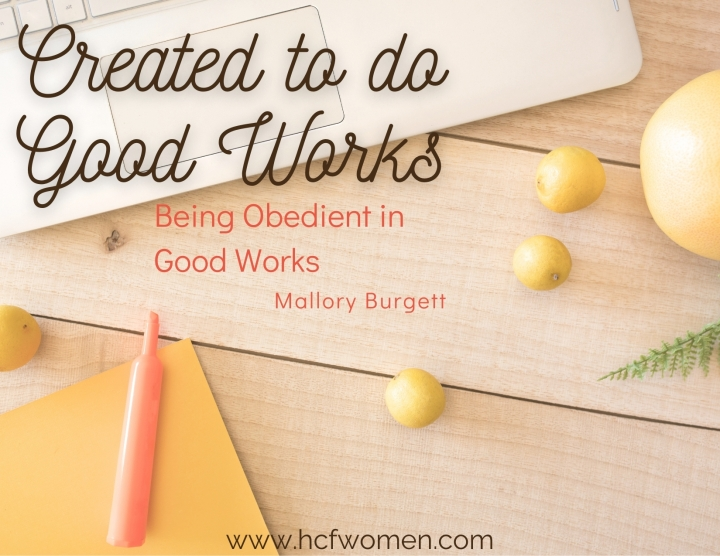 Being Obedient in GoodWorks