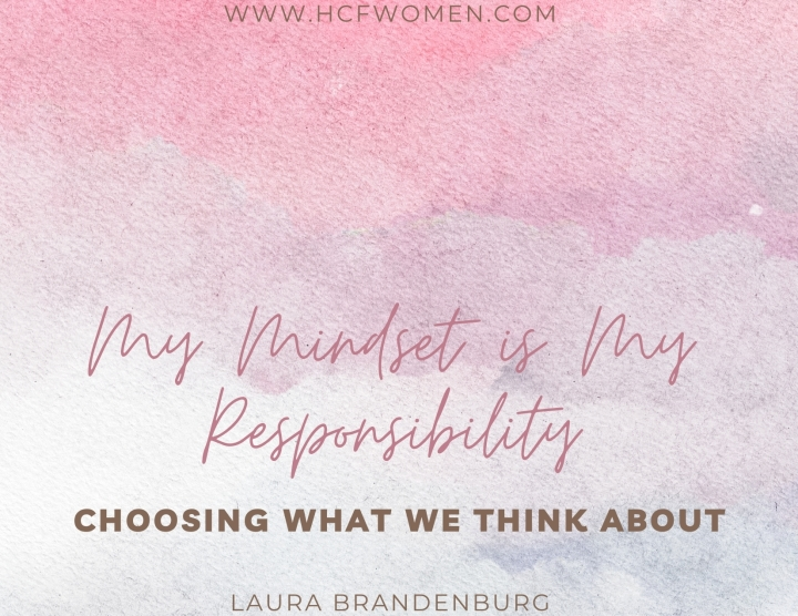 Choosing What We ThinkAbout